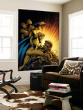 The Mighty Avengers No.10 Cover: Sentry and Thing Wall Mural by Mark Bagley