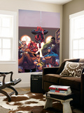 Marvel Reading Chronology 2009 Cover: Spider-Man Wall Mural by Jorge Molina