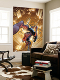Marvel Adventures Spider-Man 44 Cover: Spider-Man Wall Mural by Zach Howard