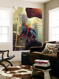 The Amazing Spider-Man 2 Cover: Spider-Man Wall Mural by Stephane Roux