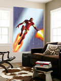Iron Man & The Armor Wars No.3 Cover: Iron Man Wall Mural by Francis Tsai