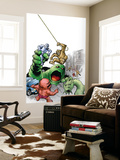Marvel Monsters: Fin Fang Four 1 Cover: Fin Fang Foom Wall Mural by Eric Powell