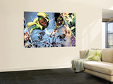 Avengers Finale No.1 Group: Vision, Iron Man, Captain America, Thor and Avengers Wall Mural by Mike Mayhew
