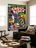 Marvel Spotlight No.5 Cover: Ghost Rider Art Mural par Mike Ploog