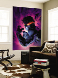 New X-Men No.152 Cover: Nightcrawler Wall Mural by Marc Silvestri