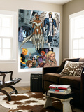 X-Men: Manifest Destiny No.2 Group: Storm, Angel and Emma Frost Wall Mural by Michael Ryan