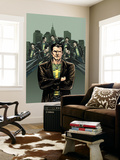 Madrox No.2 Cover: Madrox Fighting Wall Mural by David Lloyd