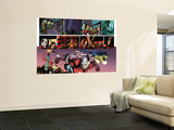 New Avengers No.59 Group: Iron Patriot, Ms. Marvel and Sentry Wall Mural by Stuart Immonen