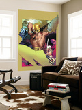 The Immortal Iron Fist No.20 Cover: Iron Fist Wall Mural by Travel Foreman