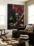 Skaar: Son Of Hulk Presents - Savage World Of Sakaar No.1 Cover: Skaar Wall Mural by Ron Garney