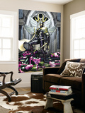 Secret Invasion: War Of Kings No.1 Cover: Black Bolt Wall Mural by Brandon Peterson