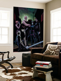 The Order 5 Cover: Marvel Universe Wall Mural by Barry Kitson