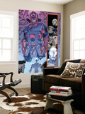Marvel Adventures Fantastic Four No.26 Group: Galactus Wall Mural by Cory Hamscher
