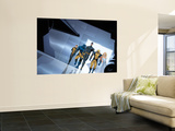 Astonishing X-Men No.1 Group: Cyclops, Wolverine, Beast, Shadowcat, Emma Frost and X-Men Wall Mural by John Cassaday