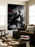 War Machine No.2 Cover: War Machine Premium Wall Mural by Francesco Mattina