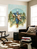 Captain America Theater of War: To Soldier On No.1 Cover: Captain America Wall Mural by Phil Noto