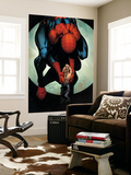 Ultimate Spider-Man No.63 Cover: Spider-Man Wall Mural by Mark Bagley