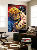Fantastic Four No.563 Cover: Thing Wall Mural by Bryan Hitch