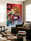 Thor: Tales of Asgard by Stan Lee & Jack Kirby No.6 Cover: Sif and Odin Wall Mural by Olivier Coipel