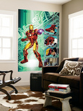 Iron Man: The End No.1 Cover: Iron Man Wall Mural by Bob Layton