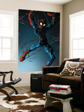 Ultimate Spider-Man No.74 Cover: Spider-Man Wall Mural by Mark Bagley