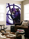 Dark Reign: Hawkeye 1 Cover: Hawkeye Wall Mural by Clint Langley