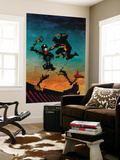 Logan No.3 Cover: Wolverine Wall Mural by Eduardo Risso
