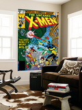 Uncanny X-Men No.128 Cover: Wolverine, Colossus, Grey, Jean, Cyclops, Nightcrawler and X-Men Wall Mural by George Perez