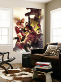 The Mighty Avengers No.26 Cover: Hercules Wall Mural