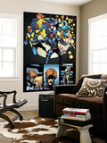 Avengers: The Initiative No.28 Group: Night Thrasher Wall Mural by Rafa Sandoval