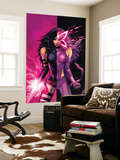 Uncanny X-Men 509 Cover: Psylocke Wall Mural by Greg Land