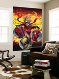 Ms. Marvel No.40 Cover: Ms. Marvel Wall Mural by Sana Takeda