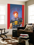 Ultimate X-Men 1/2 Cover: Cyclops Wall Mural by Aaron Lopresti