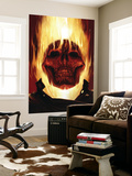 Ghost Rider No.23 Cover: Ghost Rider Wall Mural