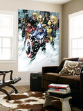 Free Comic Book Day 2009 Avengers No.1 Group: Captain America Wall Mural by Jim Cheung