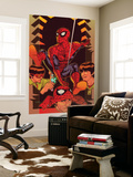 Spider-Man: Brand New Day - Extra!! 1 Cover: Spider-Man Wall Mural by Tony Harris