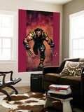 Ultimate X-Men No.41 Cover: Wolverine Wall Mural by David Finch