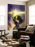 She-Hulk: Cosmic Collision No.1 Cover: She-Hulk Wall Mural by Stjepan Sejic
