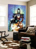 Iron Man: Requiem One Shot Cover: Stark and Tony Wall Mural by Sean Chen