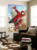 Marvel Adventures Spider-Man No.50 Cover: Spider-Man Wall Mural by Patrick Scherberger
