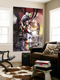 Ultimate Iron Man II No.1 Cover: Iron Man Wall Mural by Pasqual Ferry
