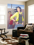 Jubilee No.3 Cover: Jubilee Wall Mural