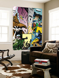 The Age Of The Sentry 2 Cover: Sentry Wall Mural by Dave Bullock