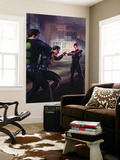 Nation X: X-Factor 1 Cover: Madrox and Cyclops Wall Mural by Christian Macnevin