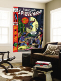 The Amazing Spider-Man No.96 Cover: Spider-Man Wall Mural by Gil Kane