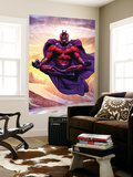 Uncanny X-Men 521 Cover: Magneto Wall Mural by Greg Land