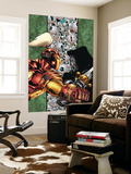 Iron Man: Legacy Of Doom No.4 Cover: Iron Man and Dr. Doom Wall Mural by Ron Lim