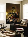Punisher Vs. Bullseye No.5 Cover: Punisher and Bullseye Wall Mural by Steve Dillon