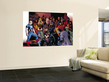 Siege No.2 Group: Captain America Wall Mural by Olivier Coipel