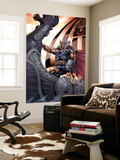 Thor No.79 Cover: Thor Wall Mural by Scot Eaton